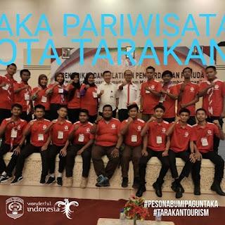Saka Pariwisata Kota Tarakan Terlibat Dalam Kegiatan Pendidikan dan Pelatihan - Tarakan.Info