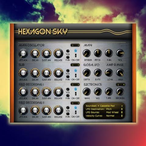 Hexagon Sky