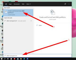 Cara Melihat Kapasitas Hardisk Laptop Windows 10