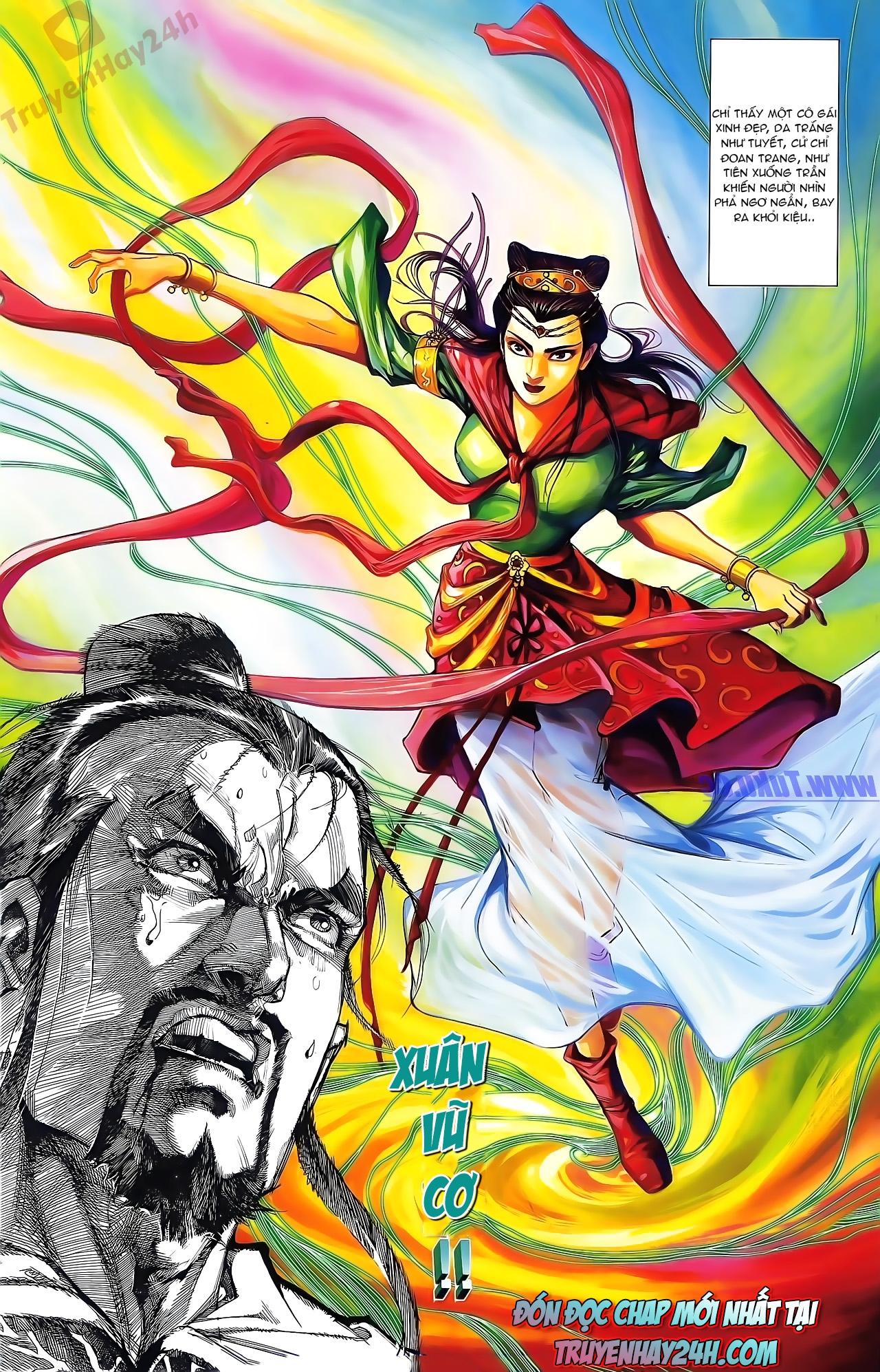 Tần Vương Doanh Chính chapter 45 trang 31