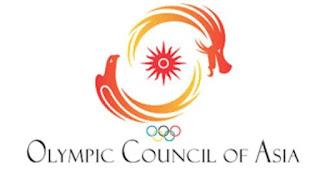 Logo Asian Games ke 19 Tahun 2022 di Hangzhou, China