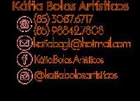 Fornecedor Confiável - Katia Bolos Artisticos - Claudia Alexandre Cerimonial & Assessoria