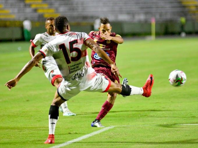¡Mazazo! DEPORTES TOLIMA perdió ante Cúcuta y complicó sus posibilidades en los cuadrangulares de la Liga Águila 2 2019