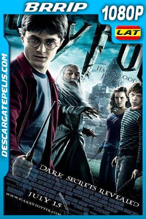 Harry Potter y el misterio del príncipe (2009) 1080p BRrip Latino – Ingles
