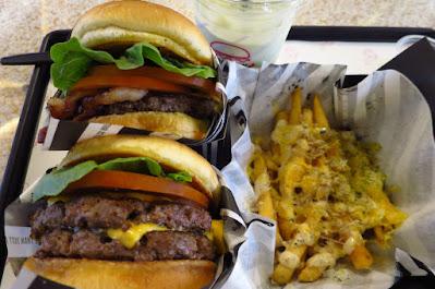 Burger +, Wisma Atria