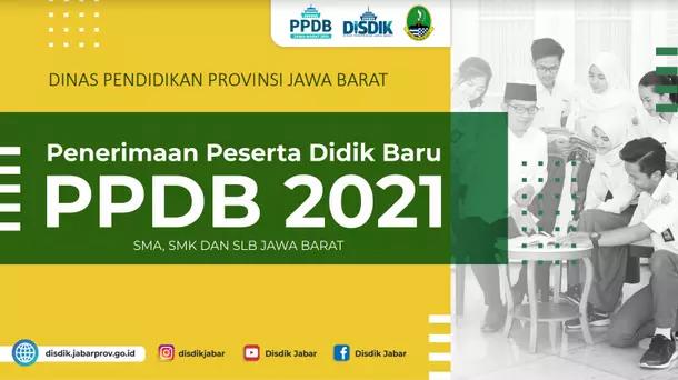 Jadwal dan Juknis PPDB SLB SMA SMK Se Provinsi Jawa Barat Tahun 2021 (Tahun Pelajaran 2021-2022)