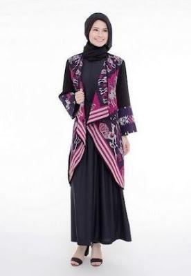 Gaya pakaian remaja putri paduan hijab