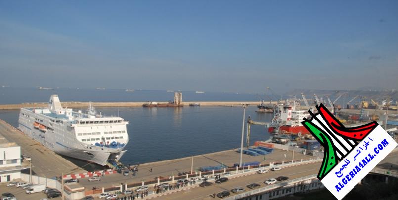 ميناء وهران