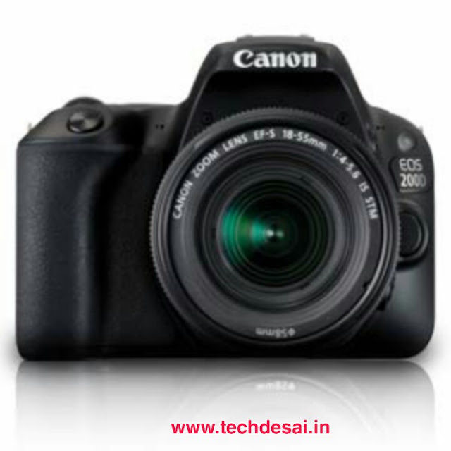 Canon digital SLR camera review