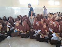 Ratusan Siswa MA Alhikmah Kajen Antusias Ikuti Pelatihan Jurnalistik