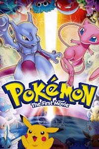 Pokémon: The First Movie - Mewtwo Strikes Back Poster