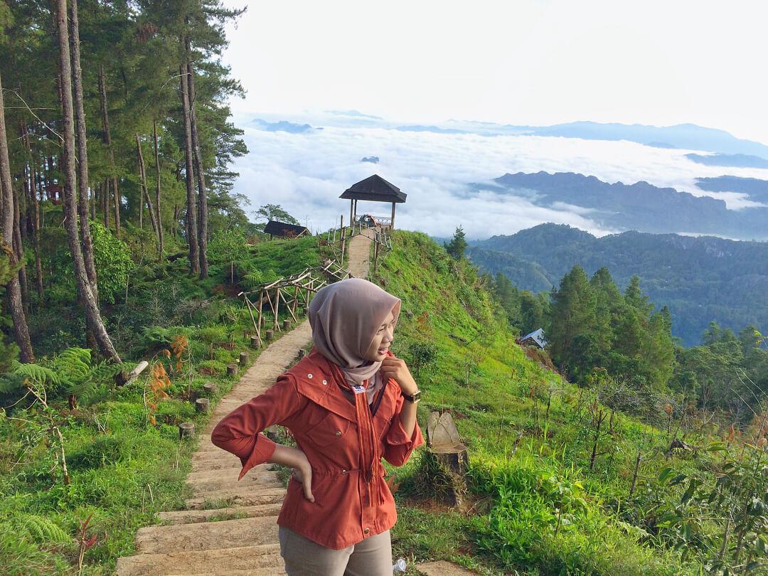 Pango-Pango, Negeri Atas Awan di Tana Toraja