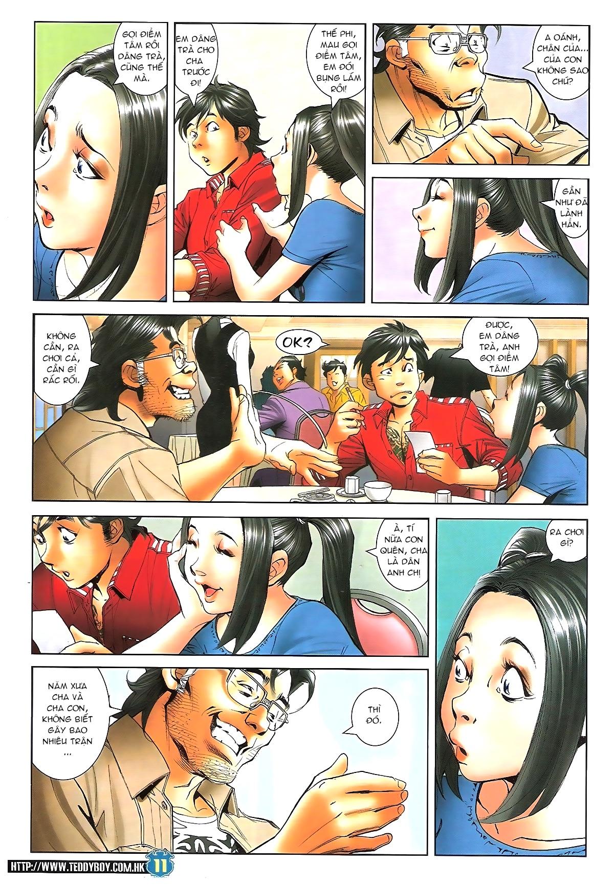 Người Trong Giang Hồ - Chapter 1630: Giang Hồ Đại Gia Tỷ - Pic 10