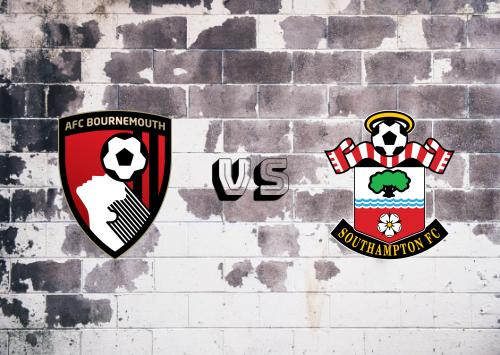 AFC Bournemouth vs Southampton  Resumen