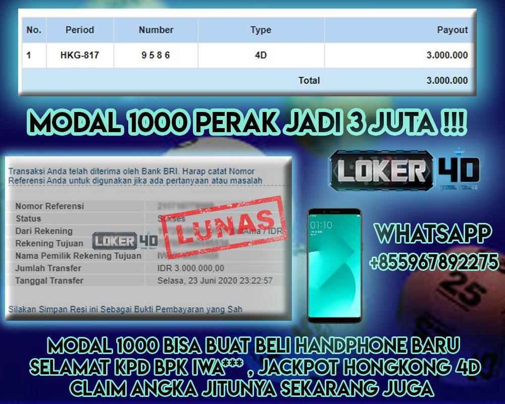 MODAL 1000 PERAK BISA BELI HANDPHONE BARU ?