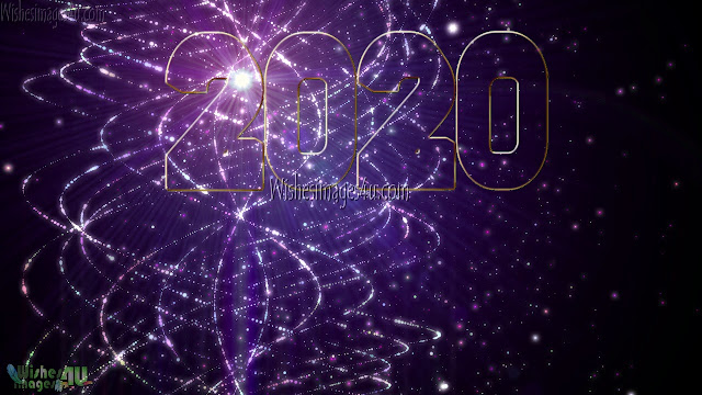 Happy New Year 2020 720p Sparkling Photos Free Download