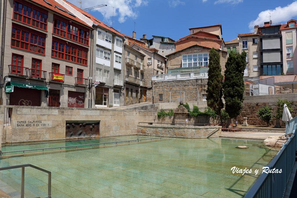 Termas de Ourense