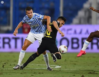 """Video SPAL 0-4 Inter Milan: 4 bàn hủy diệt, Sanchez """"nổ súng"""""""