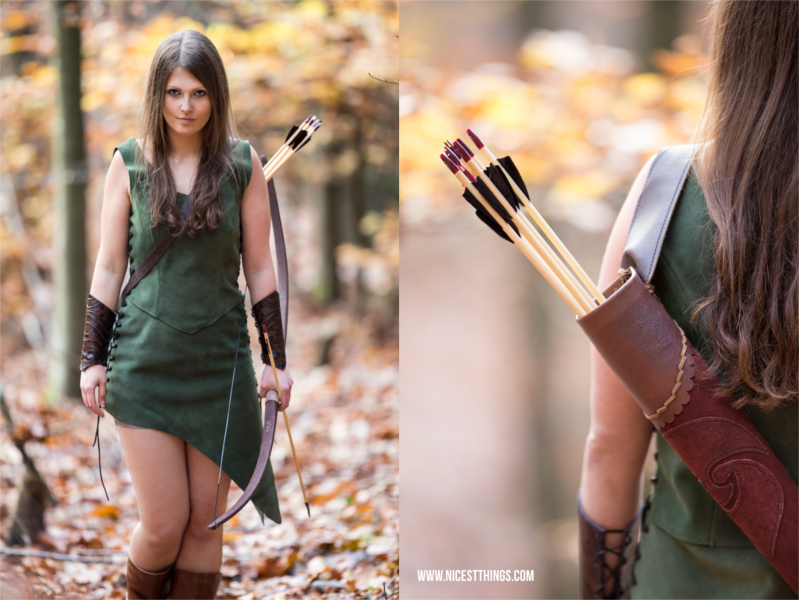 Tribute von Panem Hunger Games Themenshooting