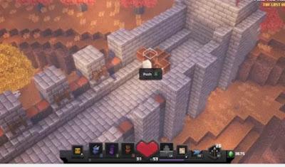 لعبة Minecraft Dungeons مع متطلبات التشغيل