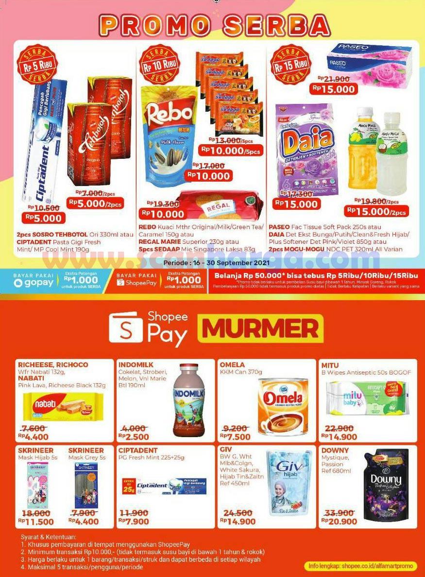 Katalog Alfamart Promo Terbaru 16 - 30 September 2021 4