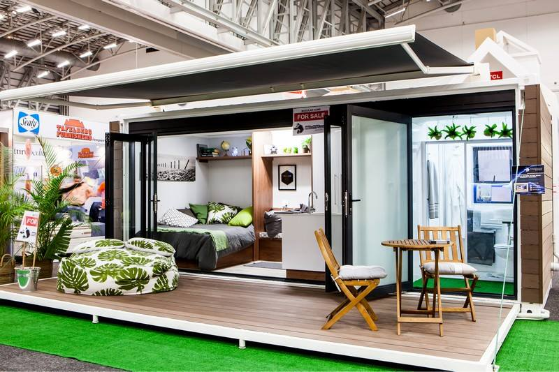 Shipping Container Homes Off The Grid Container Home By