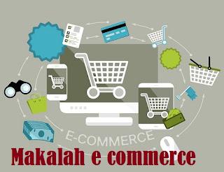 Makalah e commerce
