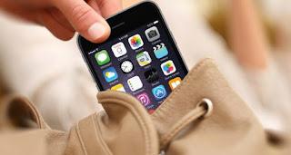 iPhone perso o rubato