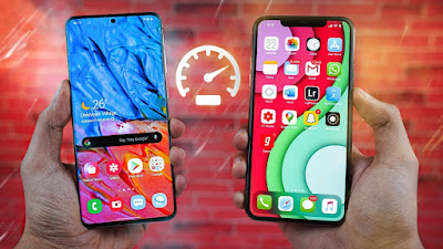 Samsung Galaxy S20 Plus vs iPhone 11 Pro Max