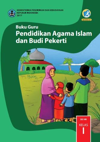 Buku Guru Kelas 1 SD/MI Pendidikan Agama Islam dan Budi Pekerti K13 Edisi Revisi