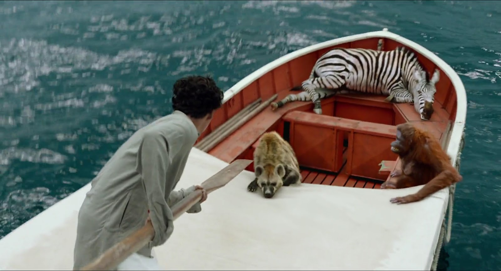 The Oscar Buzz Birthday Take Ang Lee In Life Of Pi 2012