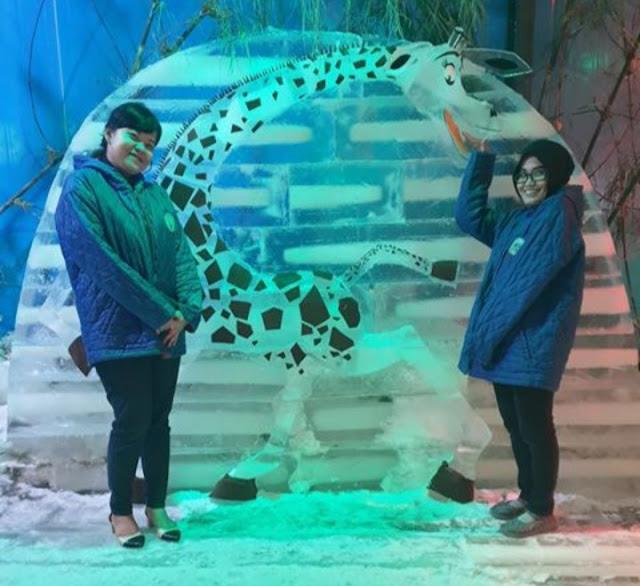Harga Tiket Masuk salju Bekasi