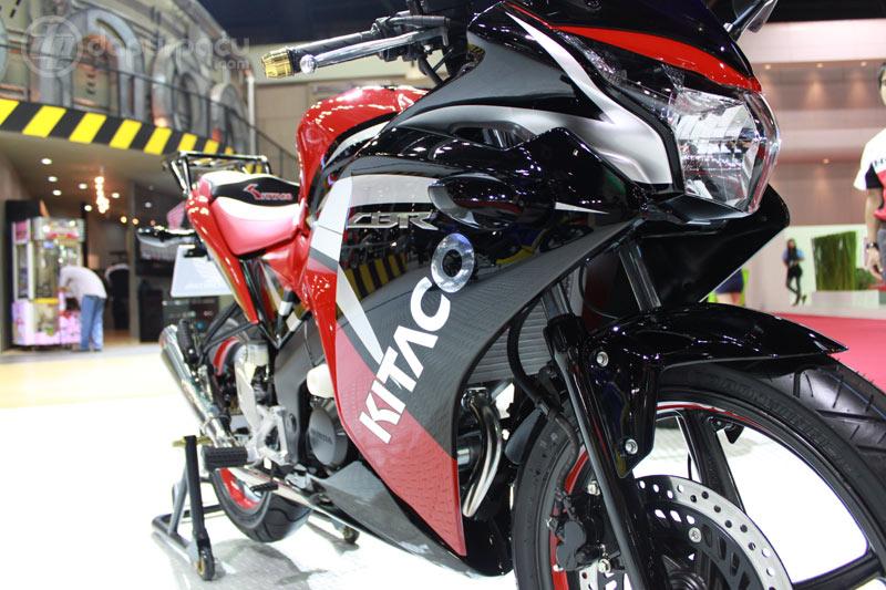 modifikasi cbr 250 thailand3  terbaru