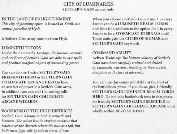 City of Luminaries
