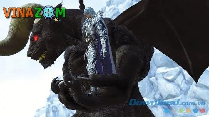 phản diện trong anime Berserk