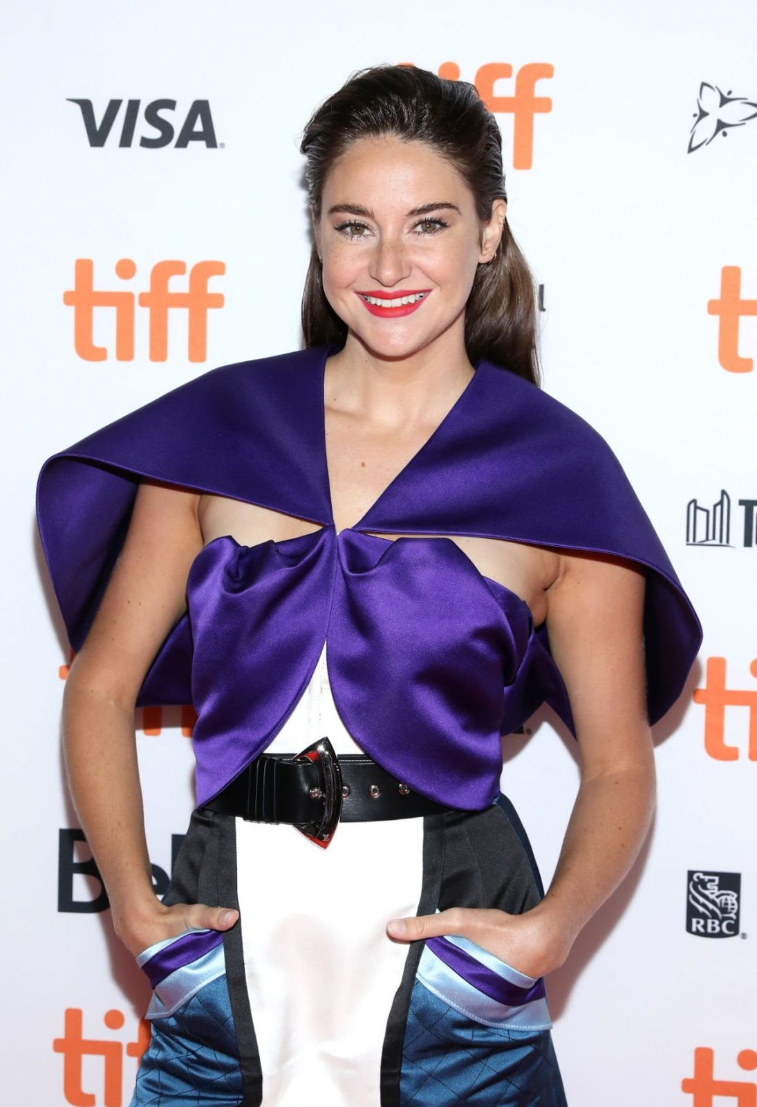 SHAILENE WOODLEY at Endings, Beginnings Premiere at 2019 Toronto International Film Festival