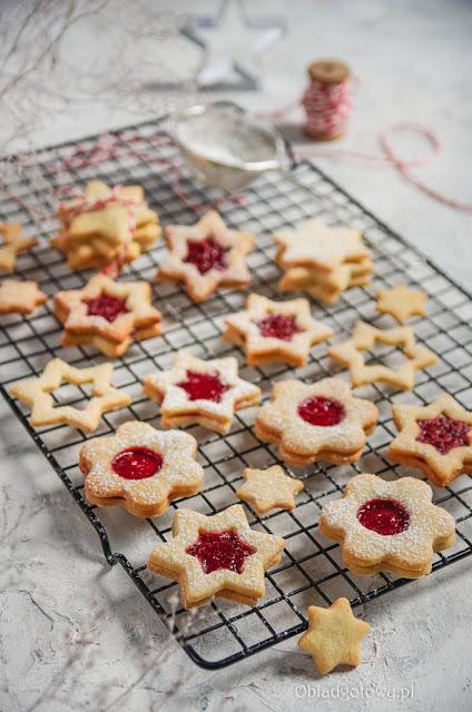 Linzer cookies - historia i przepis