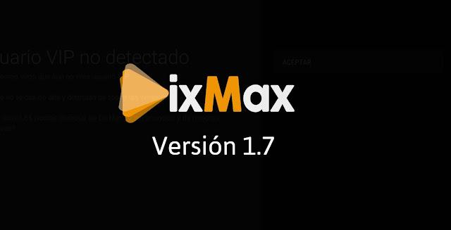 Descargar nueva vesión DIXMAX