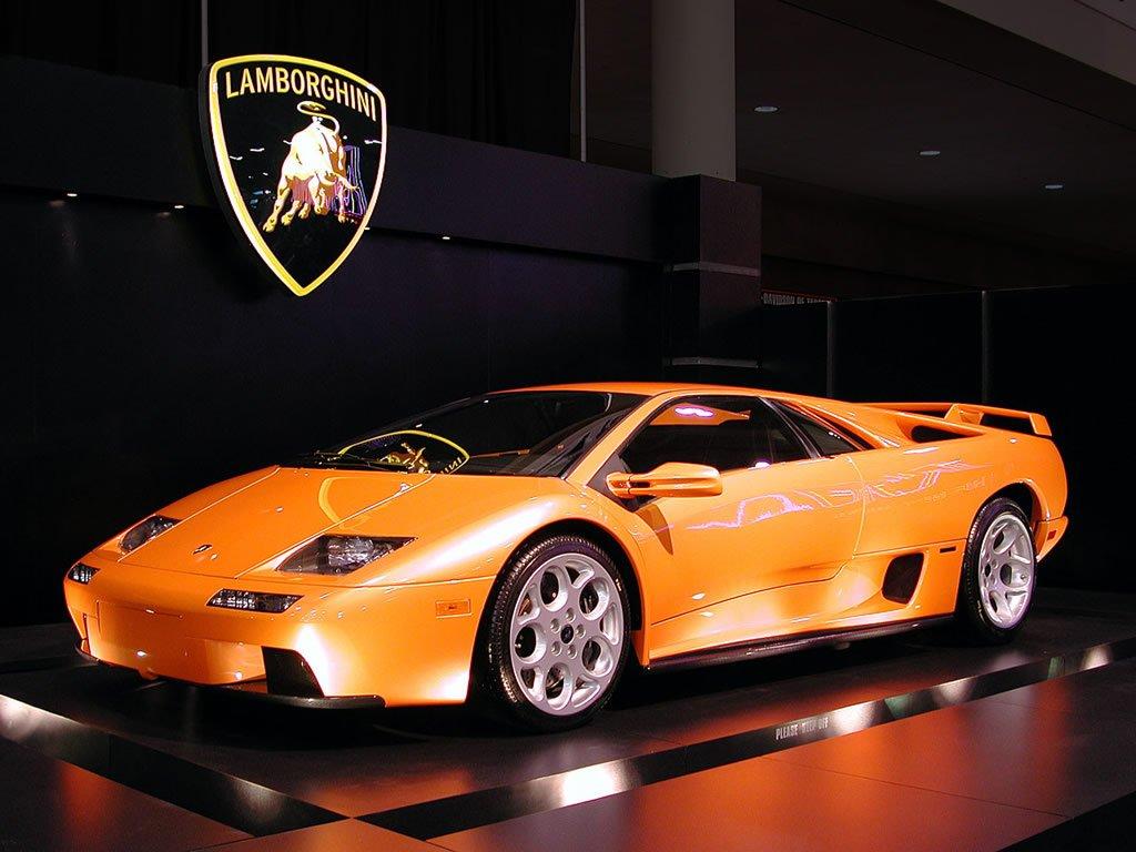 SPORTS CARS: Lamborghini Gallardo Wallpapers