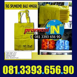 Jasa Mengerjakan Tas Spunbond Surabaya