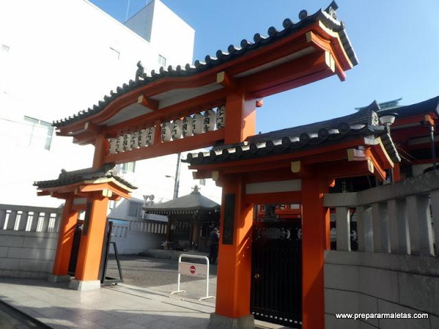Zenkokuji en Tokio