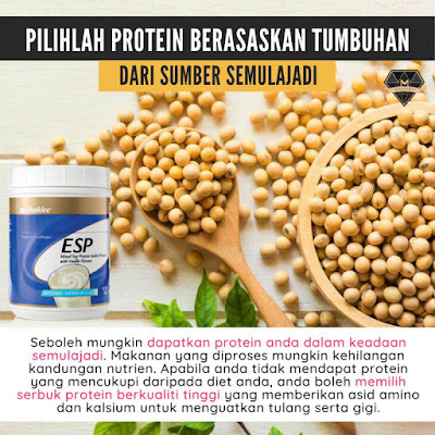 panduan memilih sumber protein yang berkualiti