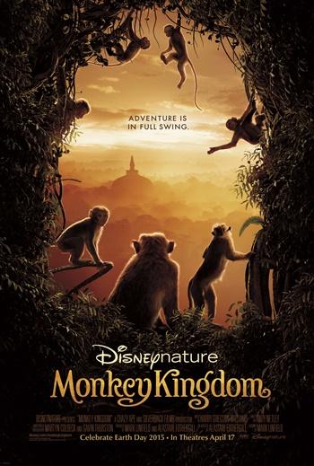 El Reino de los Monos DVDRip Latino