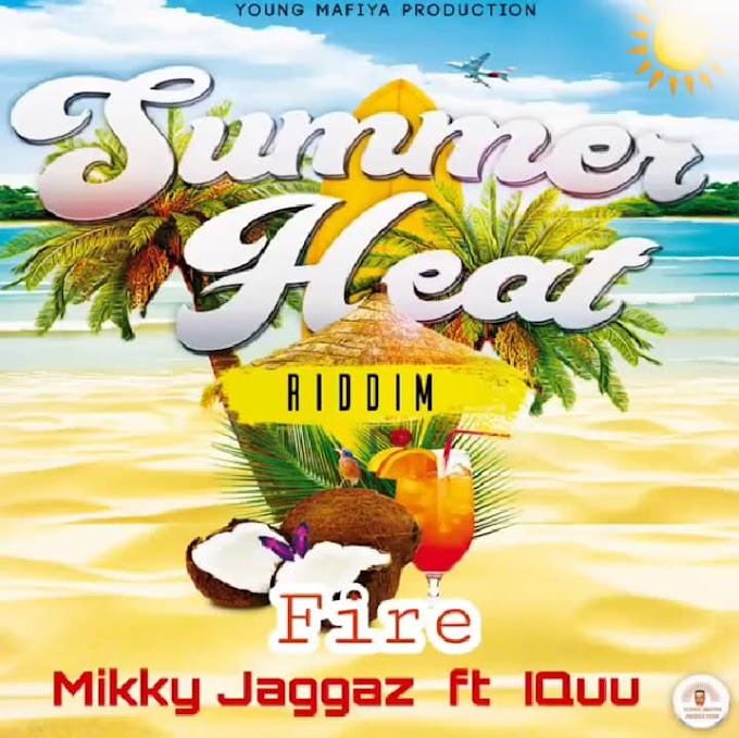 MUSIC: Mikky Jaggaz ft. IQUU – Fire