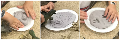 Dinosaur activities for preschool, preschool paleontology