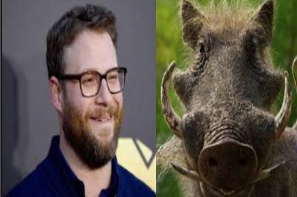 Seth Rogen Sebagai Pumbaa