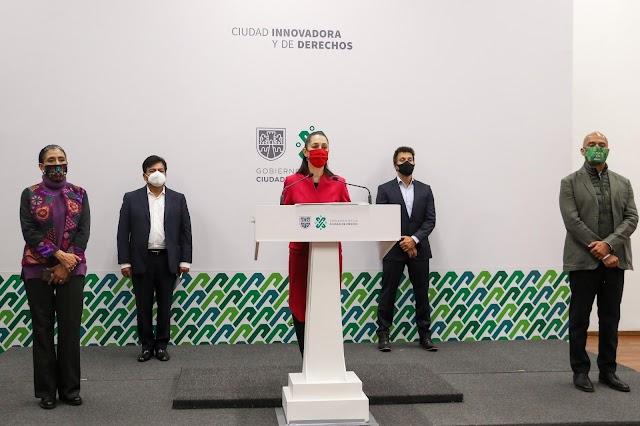 GOBIERNO CAPITALINO Y GRUPO MODELO ANUNCIAN HABILITACIÓN DEL HOSPITAL GENERAL LA PASTORA PARA ATENDER PACIENTES CON COVID-19