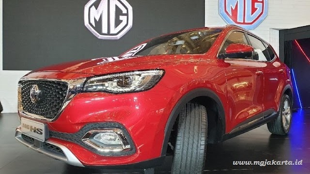 MG Motor Indonesia Meluncurkan Mobil Pintar MG HS i-Smart Magnify Seharga Rp 469 Jutaan