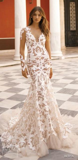 K'Mich Weddings - wedding planning - wedding dresses - Berta Athens Collection