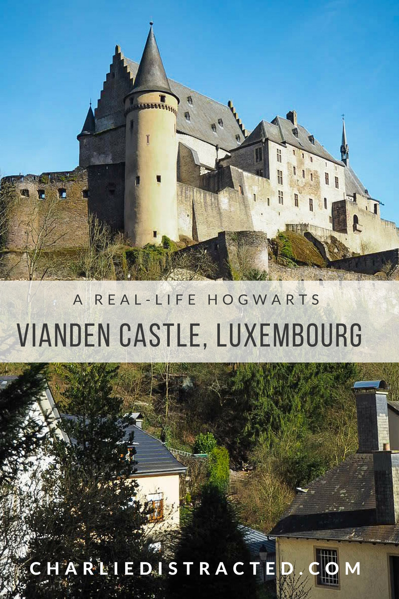 A Day Trip to Vianden Castle, Luxembourg